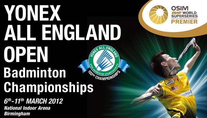 Yonex All England 2012