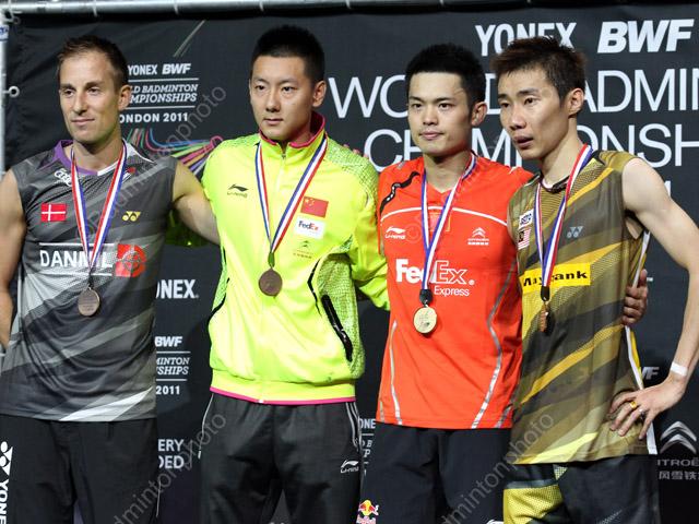 دانلود فینال  انفرادی آقایان Badminton World Championships 2011