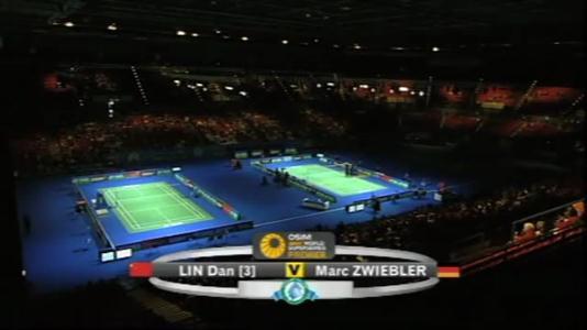 دانلود بازی Lin Dan vs Marc Zwiebler جام 2011 All England Open