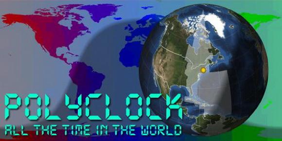 نرم افزار ساعت جهانی برای اندرویدیها!