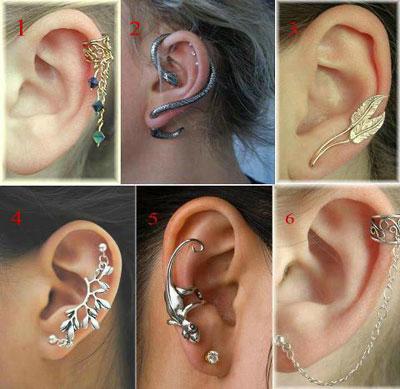 مدل گوشواره,جدیدترین مدل های گوشواره,گوشواره,بانک عکس