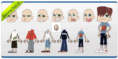 character vector,caracter vector,boy character vector,free character vectors,iranian character vector center ,دانلود کاراکتر,دانلود جدیدترین کاراکترها,دانلود کاراکتر با فرمتPSD,دانلود کاراکتر پسر,دانلود کاراکتر انسان
