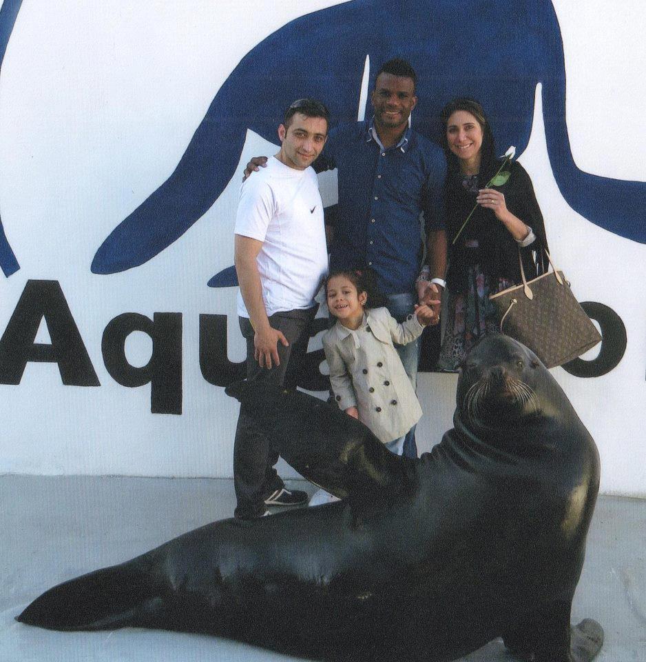 نیلسون و خانواده اش
