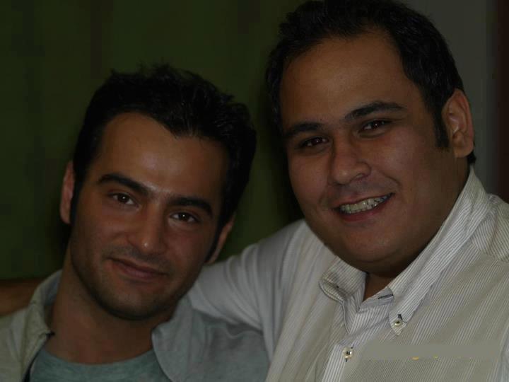 عکس یاس و رضا داود نژاد