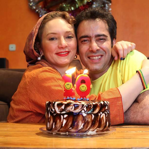 عکس جدید از تولد سحرولدبیگی در کنار همسرش