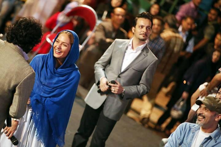 مهناز افشار و محمد سلوکی