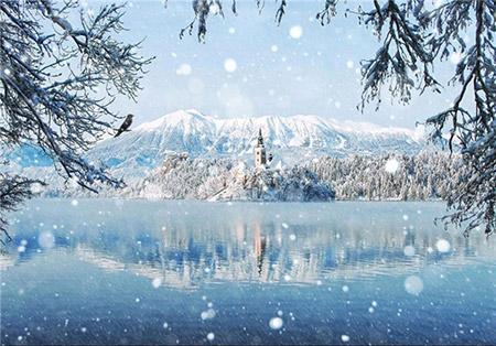 عکس های دیدنی از زیبایی های زمستان!