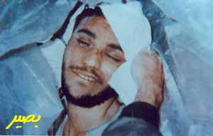 شهید محمدرضا حقیقی شهیدی که در قبر خندید