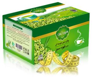 چای لاغری قهوه سبز سینلس