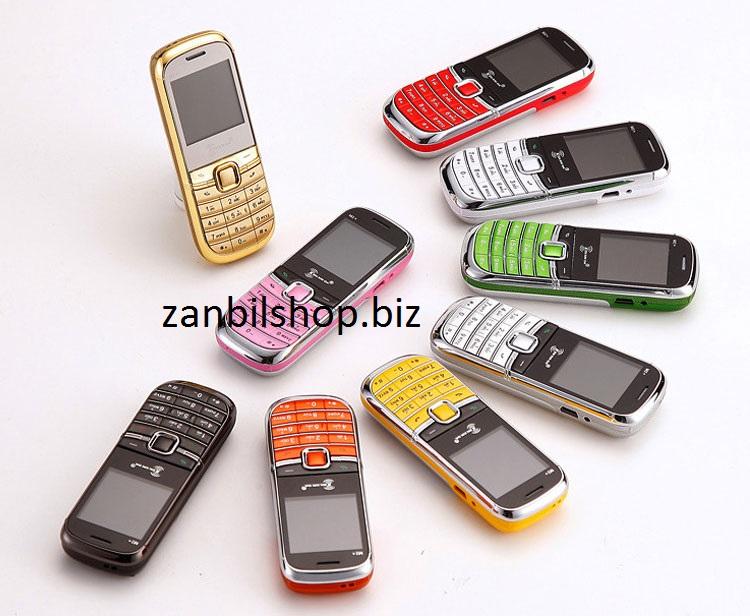 گوشی موبایل به اندازه انگشت اشاره