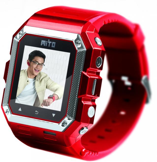 موبایل ساعتی مدل 2014