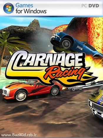 دانلود بازی Carnage Racing برای PC