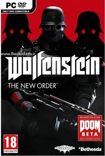 دانلود بازی Wolfenstein The New Order برای PC