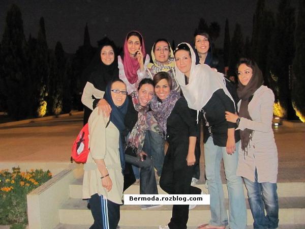 بلند قد ترین زن ایرانی +عکس