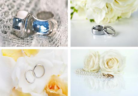 عکس های بسیار زیبا و قشنگ از حلقه های نامزدی