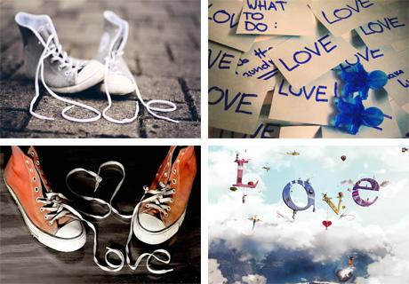 عکس های جدید عاشقانه با موضوع I Love You