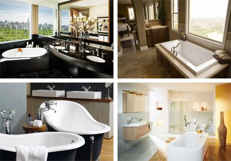 وان حمام خانه های خارجی