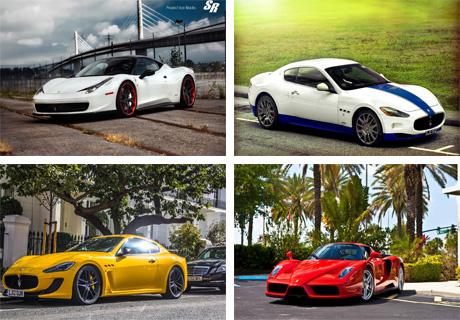 عکس ماشین های مدل بالا و گران قیمت