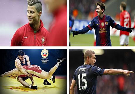 عکس های بازیکنان فوتبال
