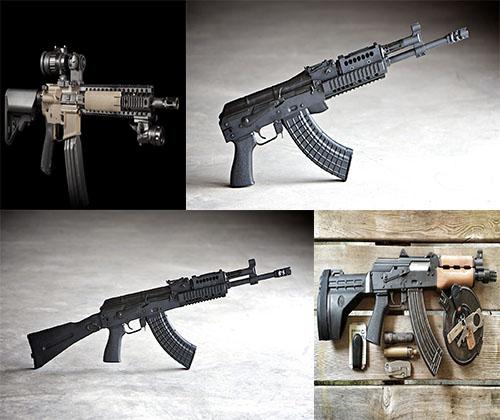 اسلحه های پیشرفته امروزی
