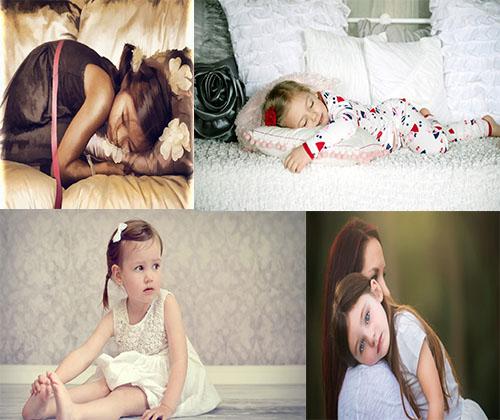 عکس بچه های ناز و قشنگ