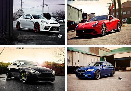 قشنگترین عکس های از ماشین های سال 2013
