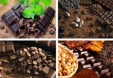 عکس های بسیار زیبا از شکلات ها