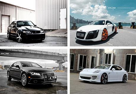 ماشین های مدل بالا