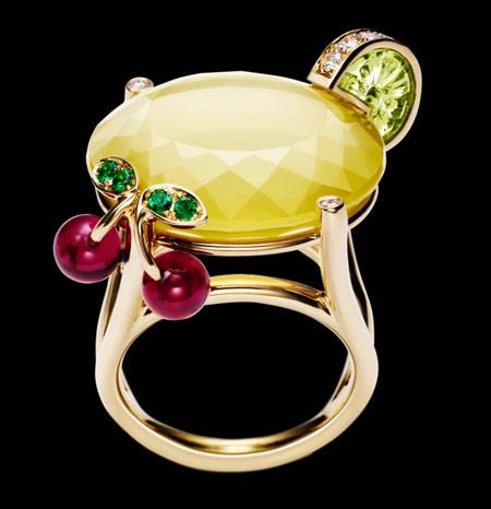 مدل انگشترهای جواهر 2014