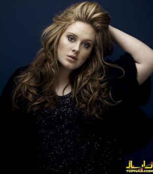 سری جدید از عکس های Adele خواننده | WwW.BestBaz.RzB.Ir