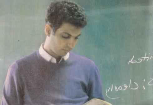 عکس عادل فردوسی پور در دانشگاه شریف | WwW.BestBaz.RoaBlog.Com