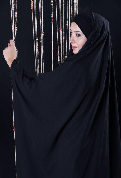 عکس های جدید مرجان سپهری با چادر ملی | WwW.BestBaz.RozBlog.Com
