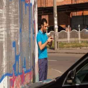 عکسی از اذیت کردن محمد بیباک سر ضبط ویدئو | WwW.BestBaz.RozBlog.Com