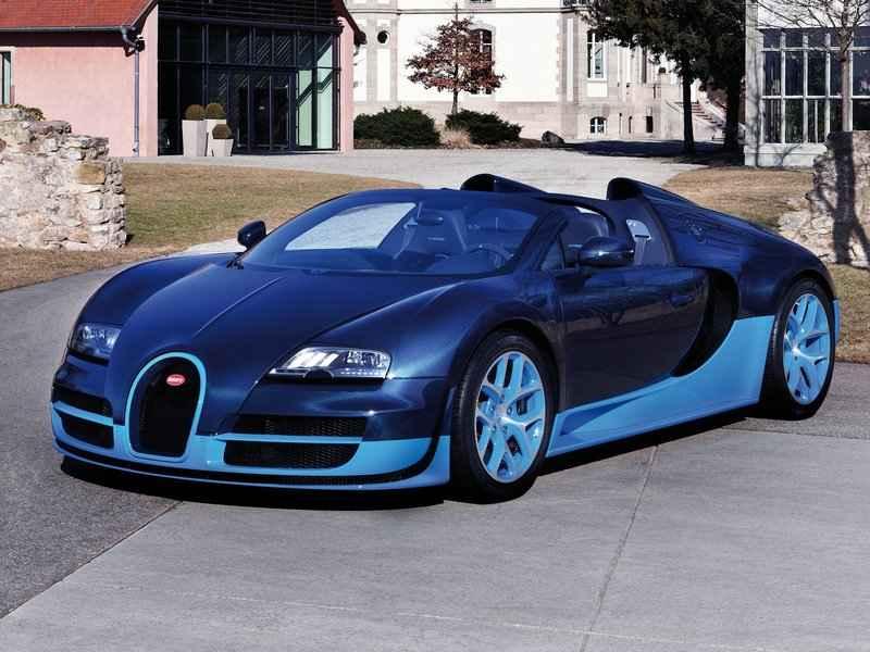 Bugatti Veyron Grand Sport Vitesse | WwW.BestBaz.RozBlog.Com