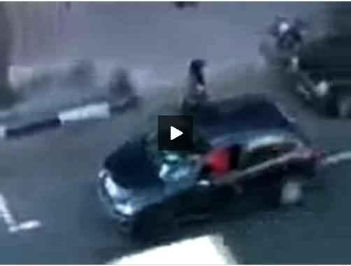 کلیپ درگیری دختر ایرانی با مزاحمان | WwW.BestBaz.RzB.Ir