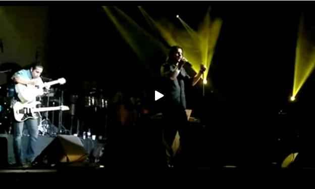 کلیپ ضایع شدن محسن یگانه در کنسرتش | WwW.BestBaz.RozBlog.Com