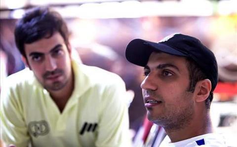 عکس هایی از عادل فردوسی پور و برادرش   WwW.BestBaz.RozBlog.Com