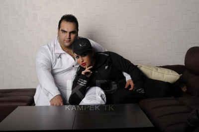 عکس های جدید بهداد سلیمی و همسرش | بست باز BestBaz