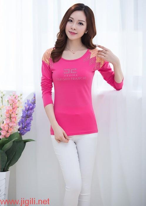 مدلهای جدید تی شرت دخترانه