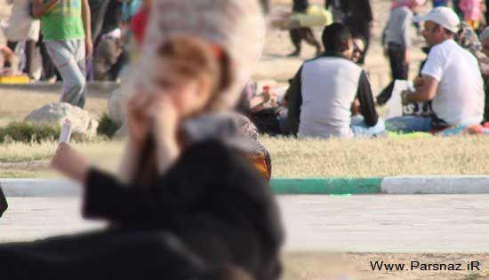 بسته شدن یک پارک تفریحی به دلیل بد حجابی + عکس