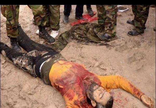 فرمانده داعش کشته شد