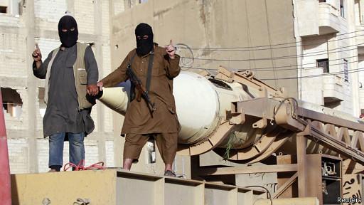 کارخانه سلاح شیمیایی عراق در دست داعش