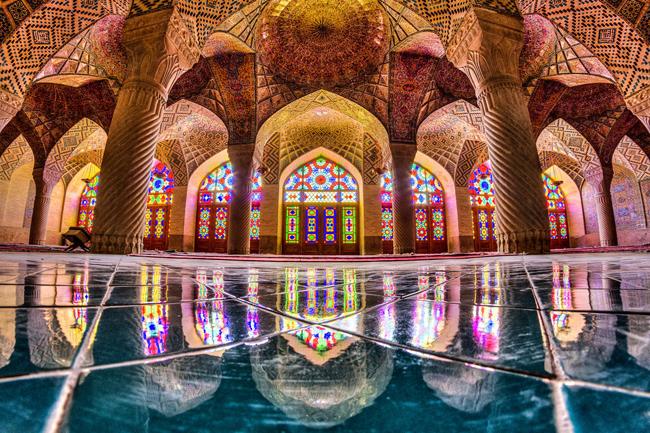 عکاسی از مساجد، عکاس خلاق ایرانی را به شهرت رساند