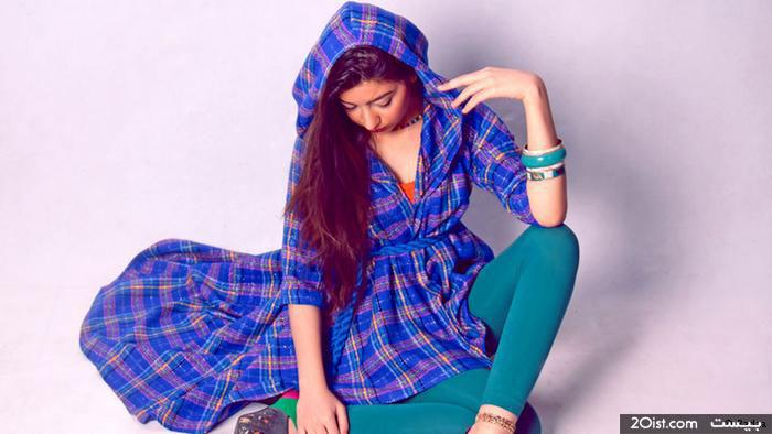 فشن مدرن و رنگارنگ لباس زنان ایرانی در شهر شیراز