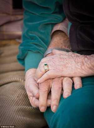 عاشقانه ترین مرگ در دنیا