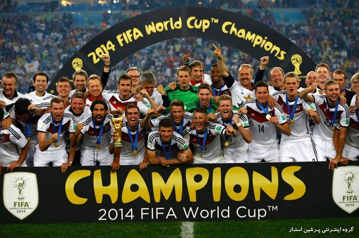 حاشیه های فینال تصاویر اختتامیه و لحظه های ماندگار جام بیستم