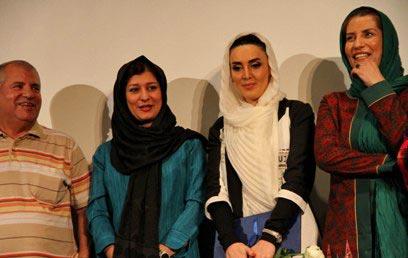 علی پروین و دخترش، علی کریمی و لیلا بلوکات در میهمانی خیریه (+تصاویر)