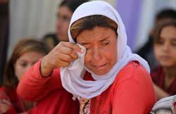افشاگری دردناک دختری که از دست داعش فرار کرد