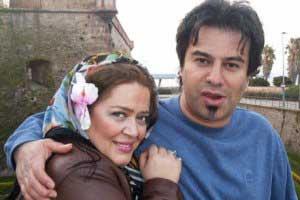 ماجرای دوستی و ازدواج بهاره رهنما و همسرش در خیابان ولیعصر!!