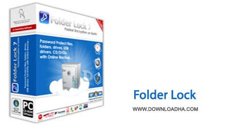 قفل گذاری بر روی فایل ها و پوشه ها با Folder Lock 7.3.0